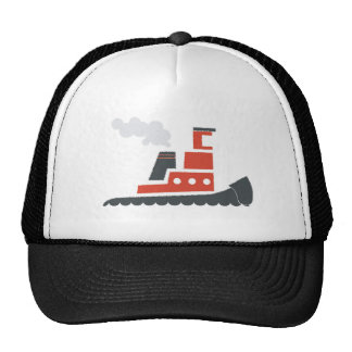 Lil Red Tugboat Cap