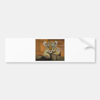 Lil Roar Bumper Sticker