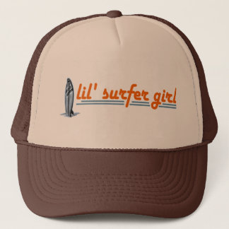 Lil Surfer Girl Trucker Hat