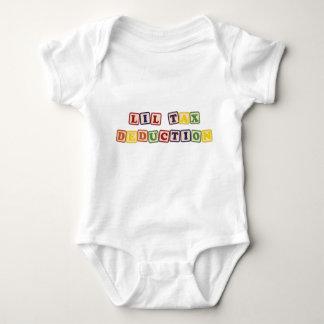 Lil' Tax Deduction T-shirts