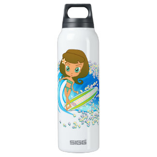 Lil' Wahine 0.5 Litre Insulated SIGG Thermos Water Bottle