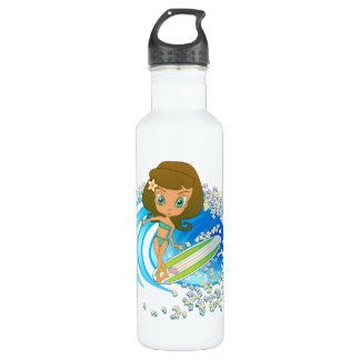 Lil' Wahine 710 Ml Water Bottle
