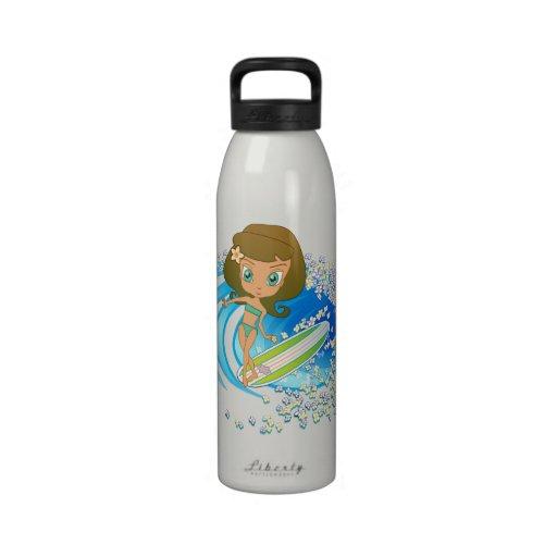 Lil' Wahine Water Bottles