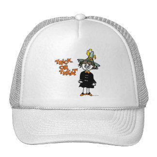 Lil Witch Trick-or-Treat Hats