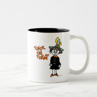 Lil Witch Trick-or-Treat Mug