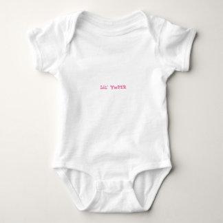 Lil' Yooper Michigan Baby Bodysuit PINK