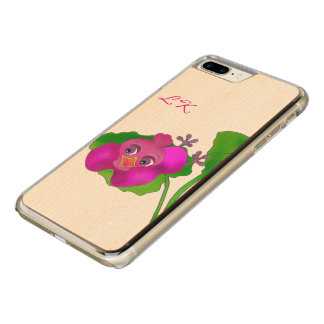 Lila is talking by The Happy Juul Company Carved iPhone 7 Plus Case