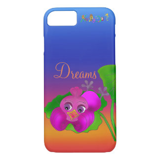 Lila is talking by The Happy Juul Company iPhone 8/7 Case