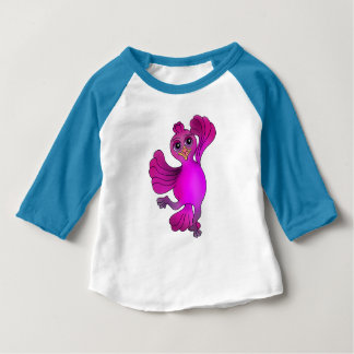 Lila loves dancing by The Happy Juul Company Baby T-Shirt