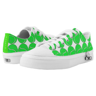 Lila Tennis by The Happy Juul Company Printed Shoes