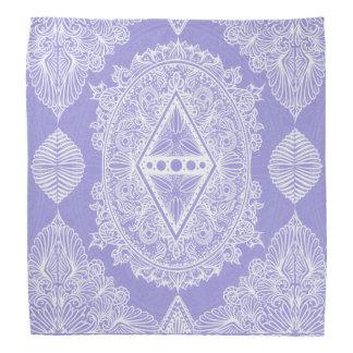 Lilac , Age of awakening, bohemian, newage Bandana