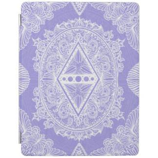 Lilac , Age of awakening, bohemian, newage iPad Cover