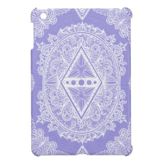 Lilac , Age of awakening, bohemian, newage iPad Mini Covers