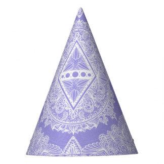 Lilac , Age of awakening, bohemian, newage Party Hat