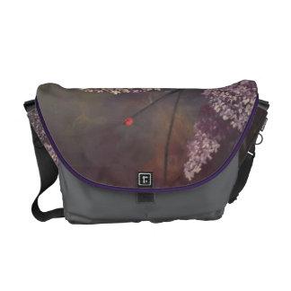 Lilac ART Bag Commuter Bags