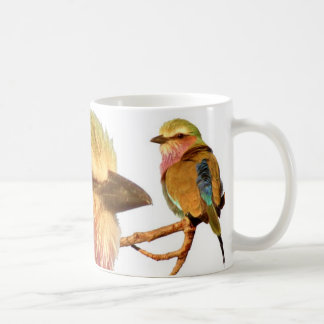 Lilac-breasted Roller (African bird) Mug