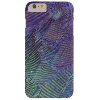 Lilac-breasted Roller feathers Barely There iPhone 6 Plus Case