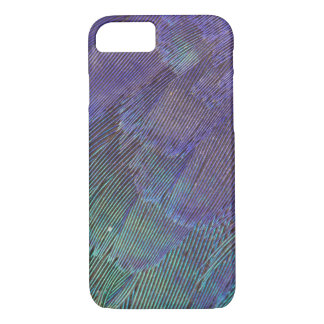 Lilac-breasted Roller feathers iPhone 7 Case