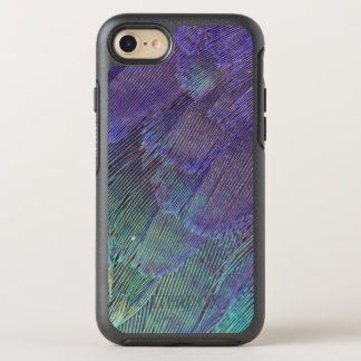 Lilac-breasted Roller feathers OtterBox Symmetry iPhone 8/7 Case