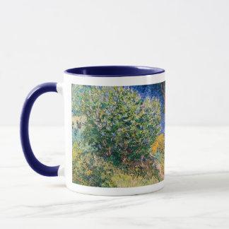Lilac Bush – Lilacs, Vincent Van Gogh Mug