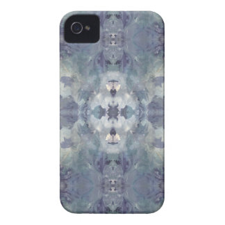 Lilac Chill Pattern iPhone 4 Case-Mate Cases