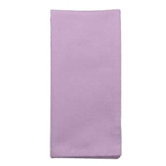 Lilac Cloth Napkins