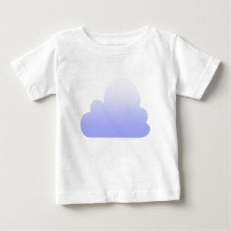 Lilac cloud pattern baby T-Shirt