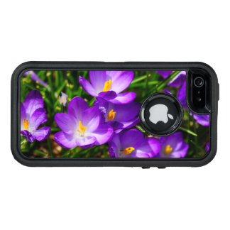 Lilac Crocuses OtterBox iPhone 5/5s/SE Case