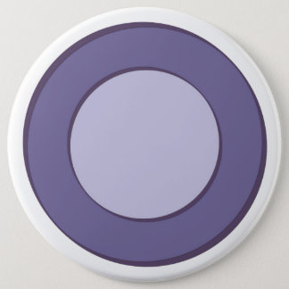 Lilac Dot 6 Cm Round Badge