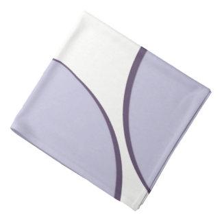 Lilac Dot Bandana