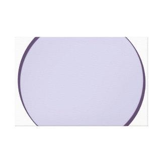 Lilac Dot Canvas Print
