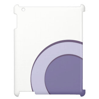 Lilac Dot Case For The iPad