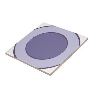 Lilac Dot Ceramic Tile