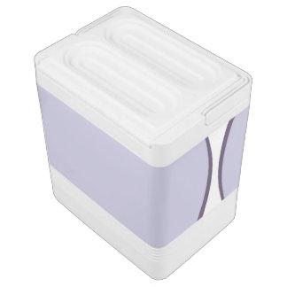 Lilac Dot Cooler