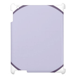 Lilac Dot Cover For The iPad 2 3 4