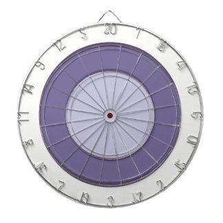 Lilac Dot Dartboard