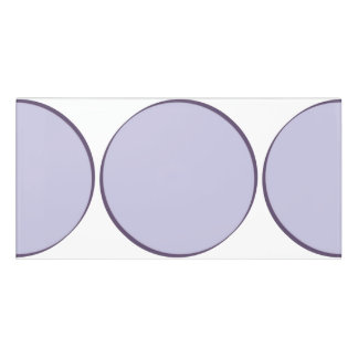 Lilac Dot Door Sign