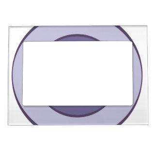 Lilac Dot Magnetic Frame