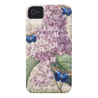Lilac Dream iPhone 4 Case-Mate Case