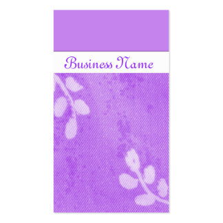 Lilac Dreams Business Cards