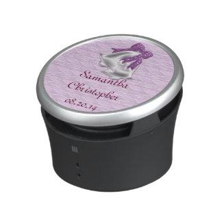 Lilac Elegance #1 Bluetooth Speaker