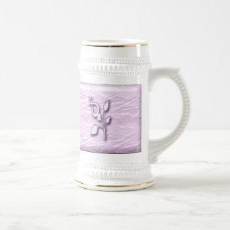 Lilac Elegance #1 Mugs