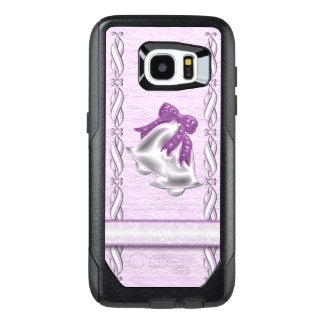 Lilac Elegance #1 OtterBox Samsung Galaxy S7 Edge Case