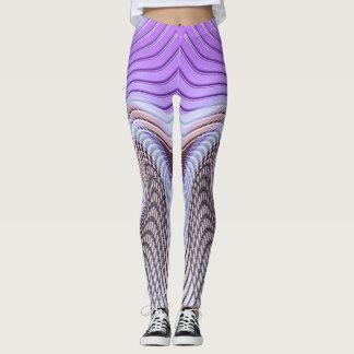 Lilac Fade Leggings