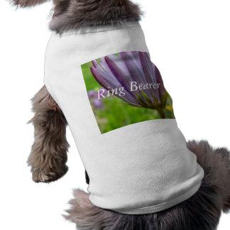 Lilac Fever Dog Tshirt