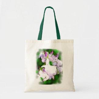 Lilac Flowers gorgeous romantic flora Bag
