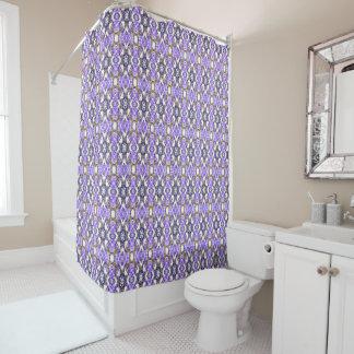 Lilac Glory Shower Curtain