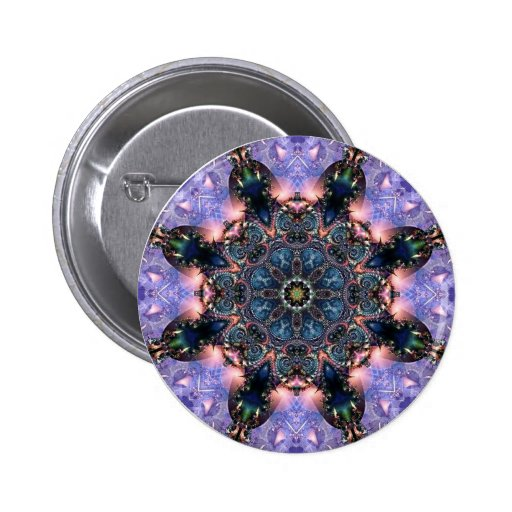 Lilac Jewels 10 Button