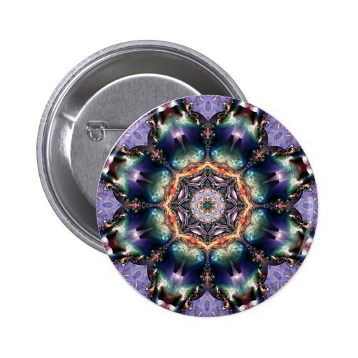 Lilac Jewels 11  Button