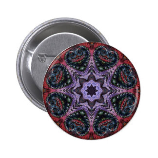 Lilac Jewels 13  Button